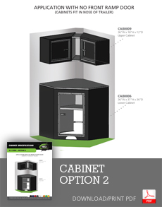 Cabinets Neo Trailers
