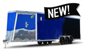 NASX MULTI AXLE SPORT TRAILERS